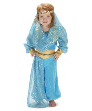 Mystical Genie Girls Toddler Costume
