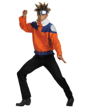 Naruto Jacket Kids Costume
