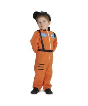 Nasa Astronaut Toddler Boys Costume