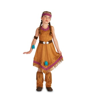 Pow Wow Indian Costume