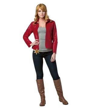 Once Upon a Time Emma Swan Character Womens Costume