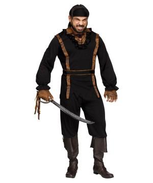 Pirate Men Costume