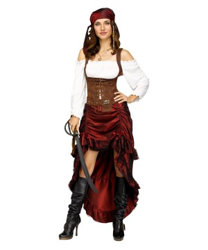 Pirate Women Costume
