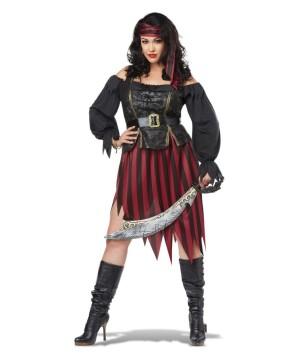 Pirate Women plus size Costume