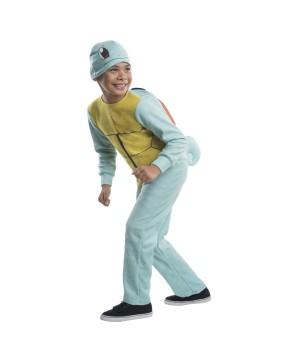Boys Pokemon Squirtle Costume