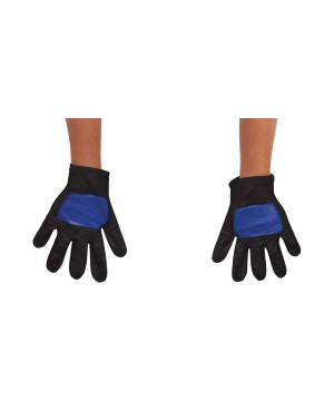 Power Rangers Blue Ranger Toddler Gloves
