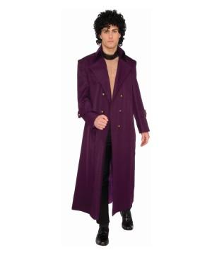 Prince Rocker Men Costume