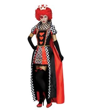 Queen of Hearts Women Costume