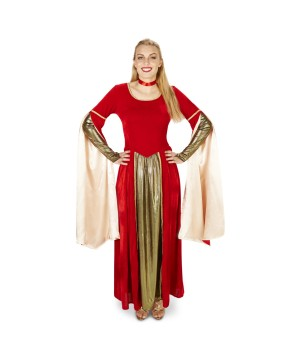 Renaissance Dress Womens Costume