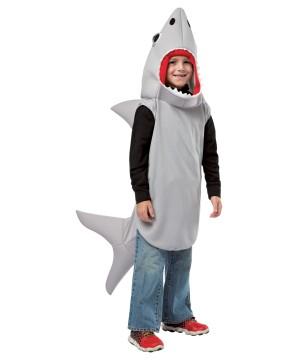 Sand Shark Kids Costume