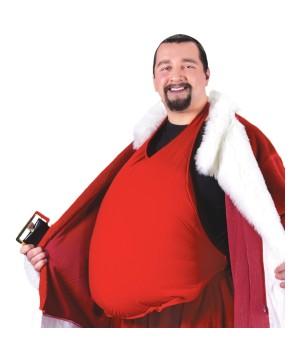 Santa Costume Belly
