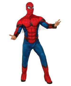 Spiderman Homecoming Mens Costume
