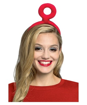 Teletubbies Po Antenna Womens Headband