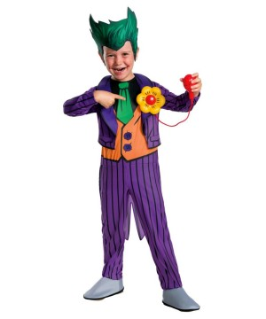 The Joker Boys Costume