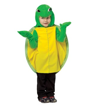 Boys Toddler Turtle Costume