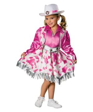 Western Diva Kids Costume