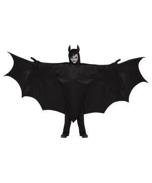 Wing Bat Boys Costume