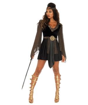 Women Warrior Costume