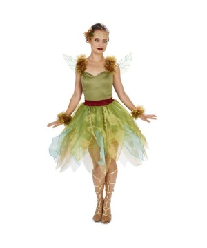 Womens Forest Fairy Costume