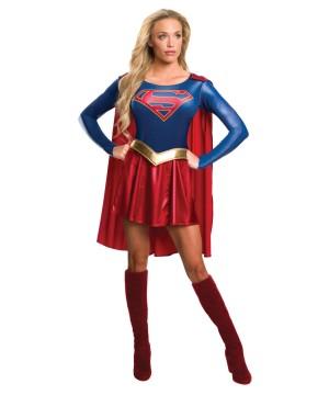 Womens Supergirl Costume