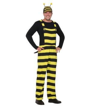 Worker Bee Men Costume
