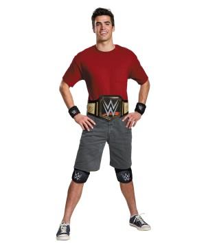 Wwe Champion Men Costume