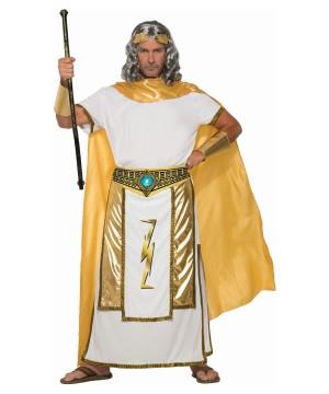 Zeus Men Costume