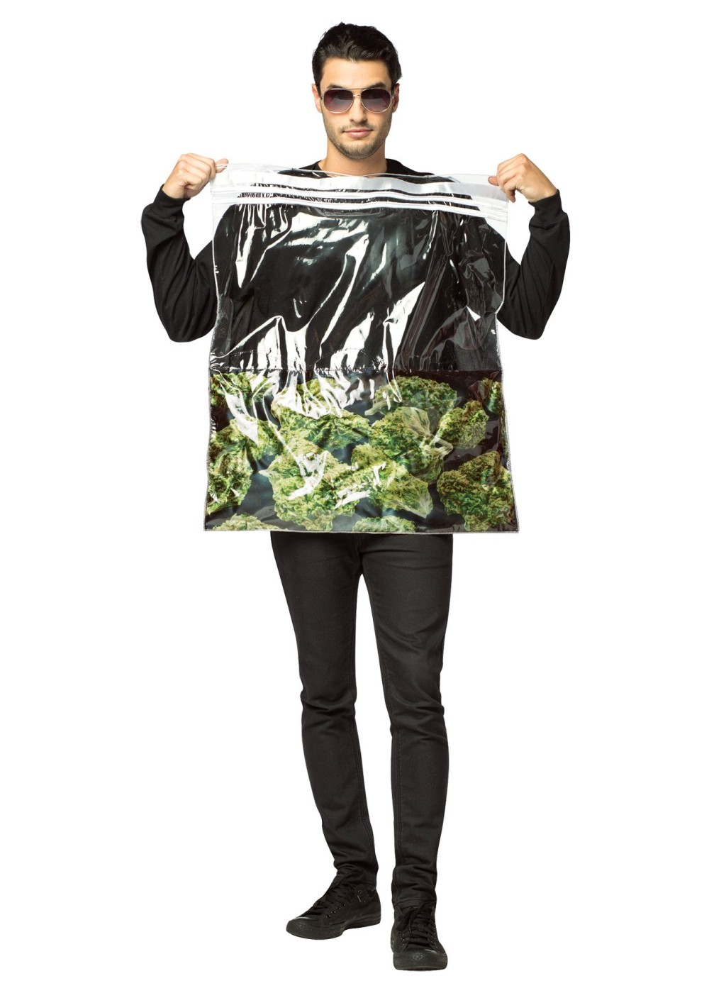 Bag Of Weed Costume Funny Costumes