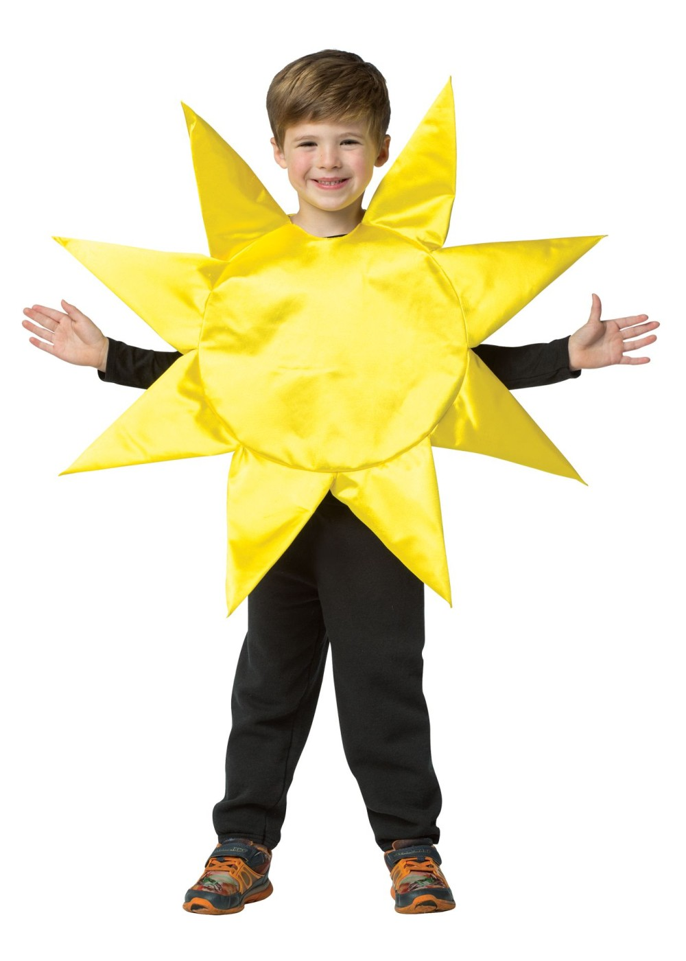 Boys Yellow Sun Costume Funny Costumes