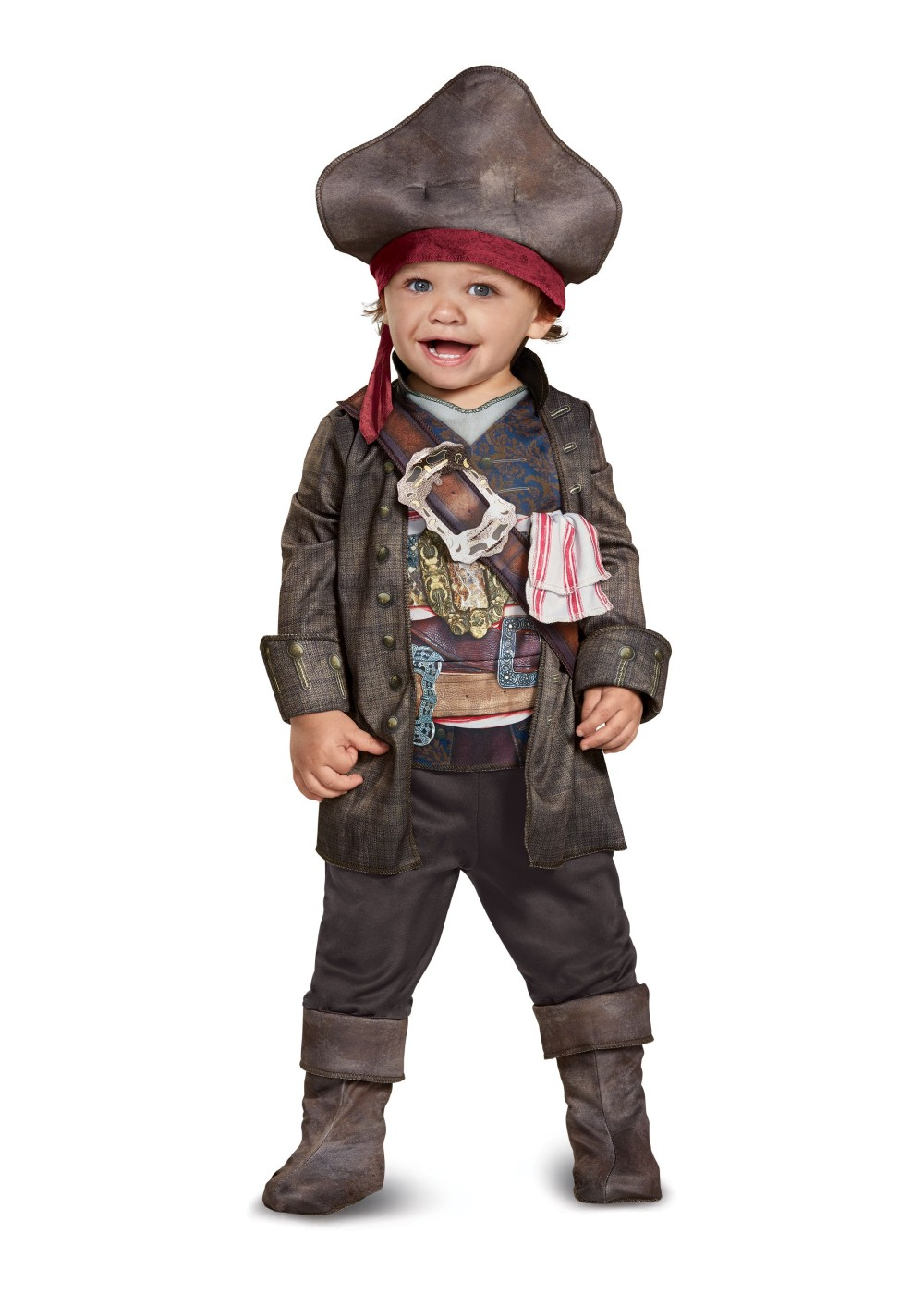 Jack Sparrow Toddler Boys Costume Pirate Costumes