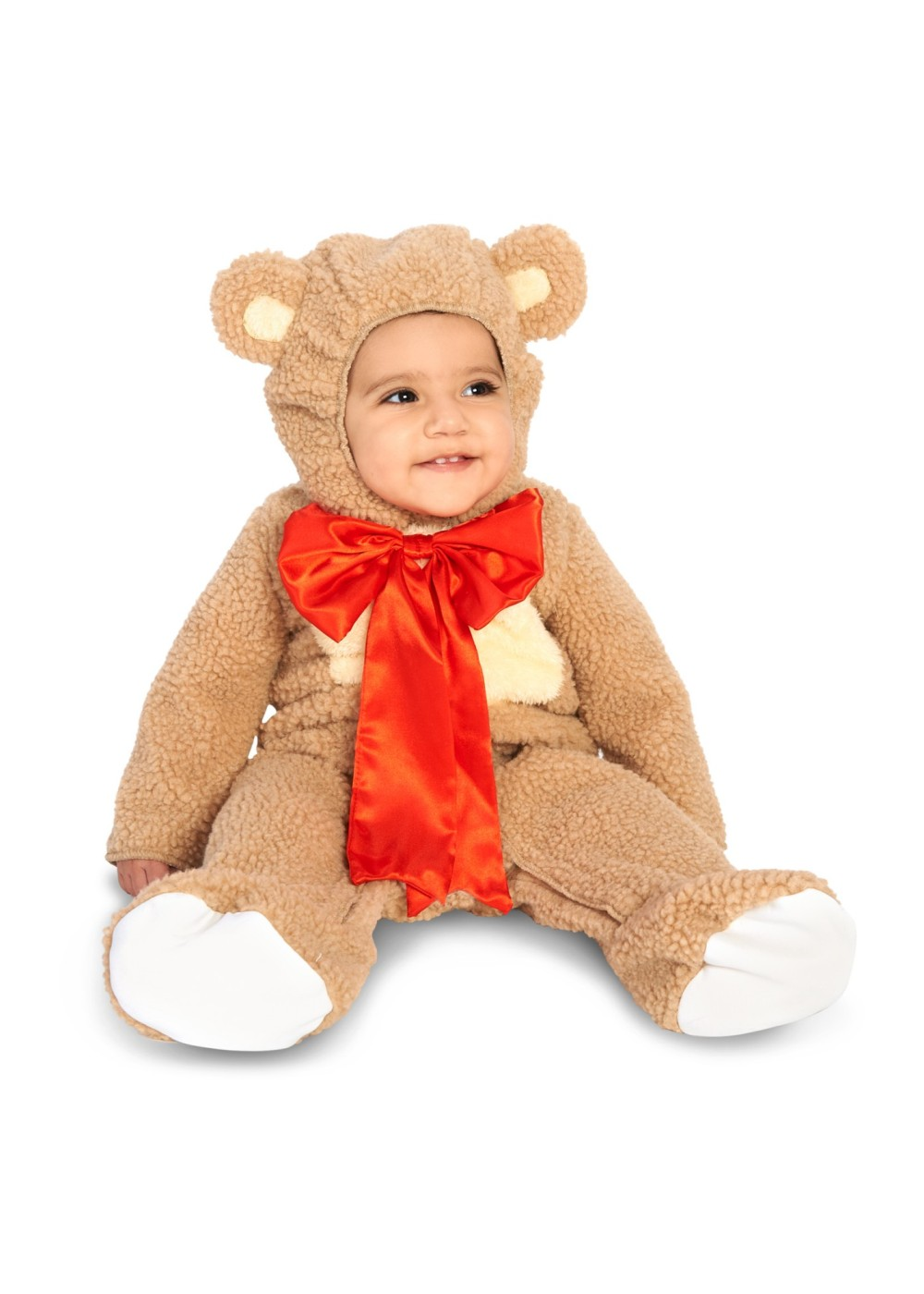 Cuddly Teddy Bear Infant Boys Costume Animal Costumes