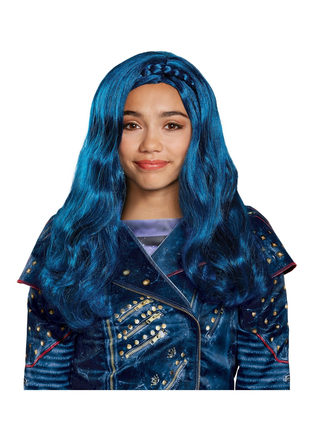 Descendants Evie Girls Wig Disney Costumes