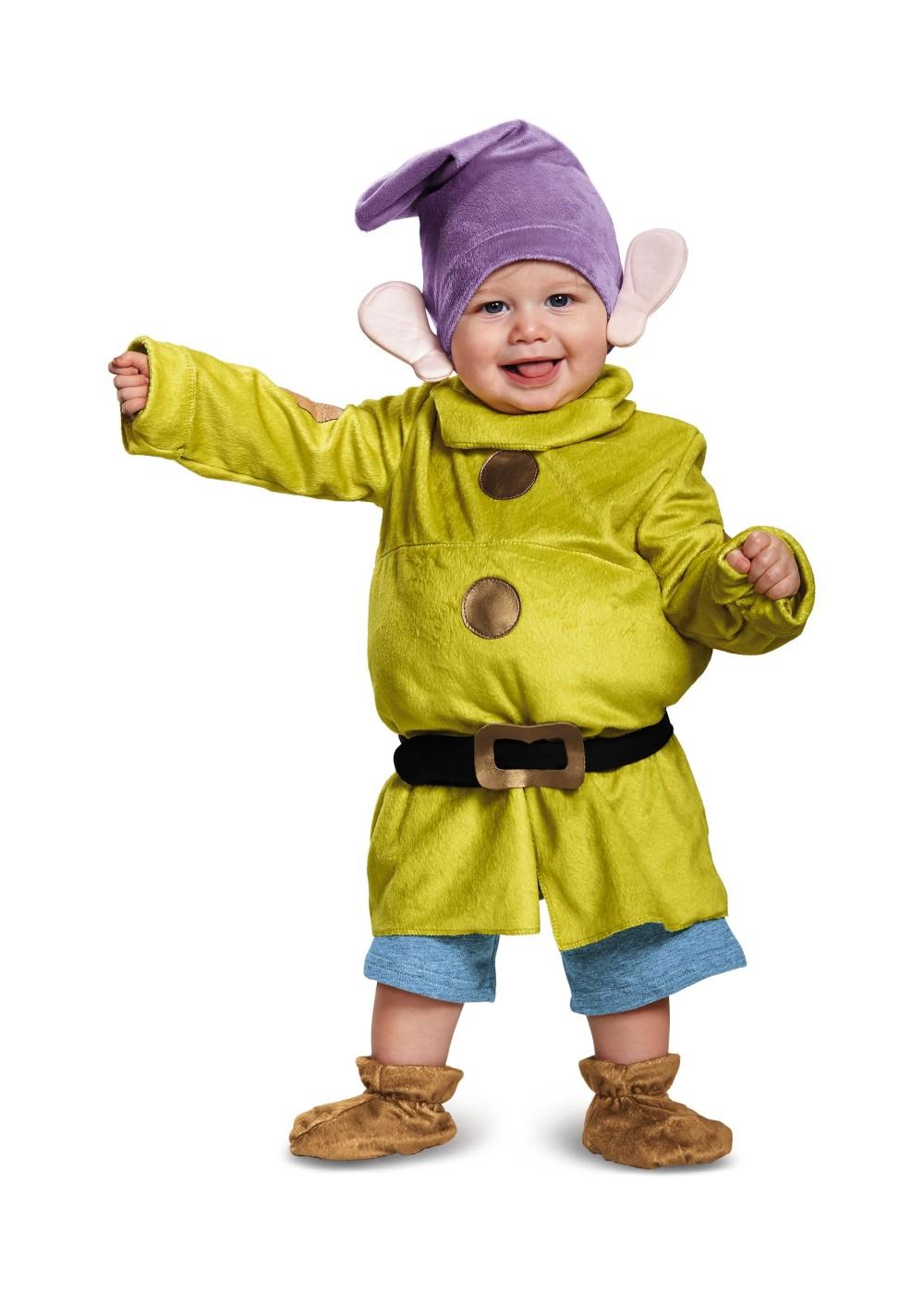 Dopey Baby Boys Costume Disney Costumes