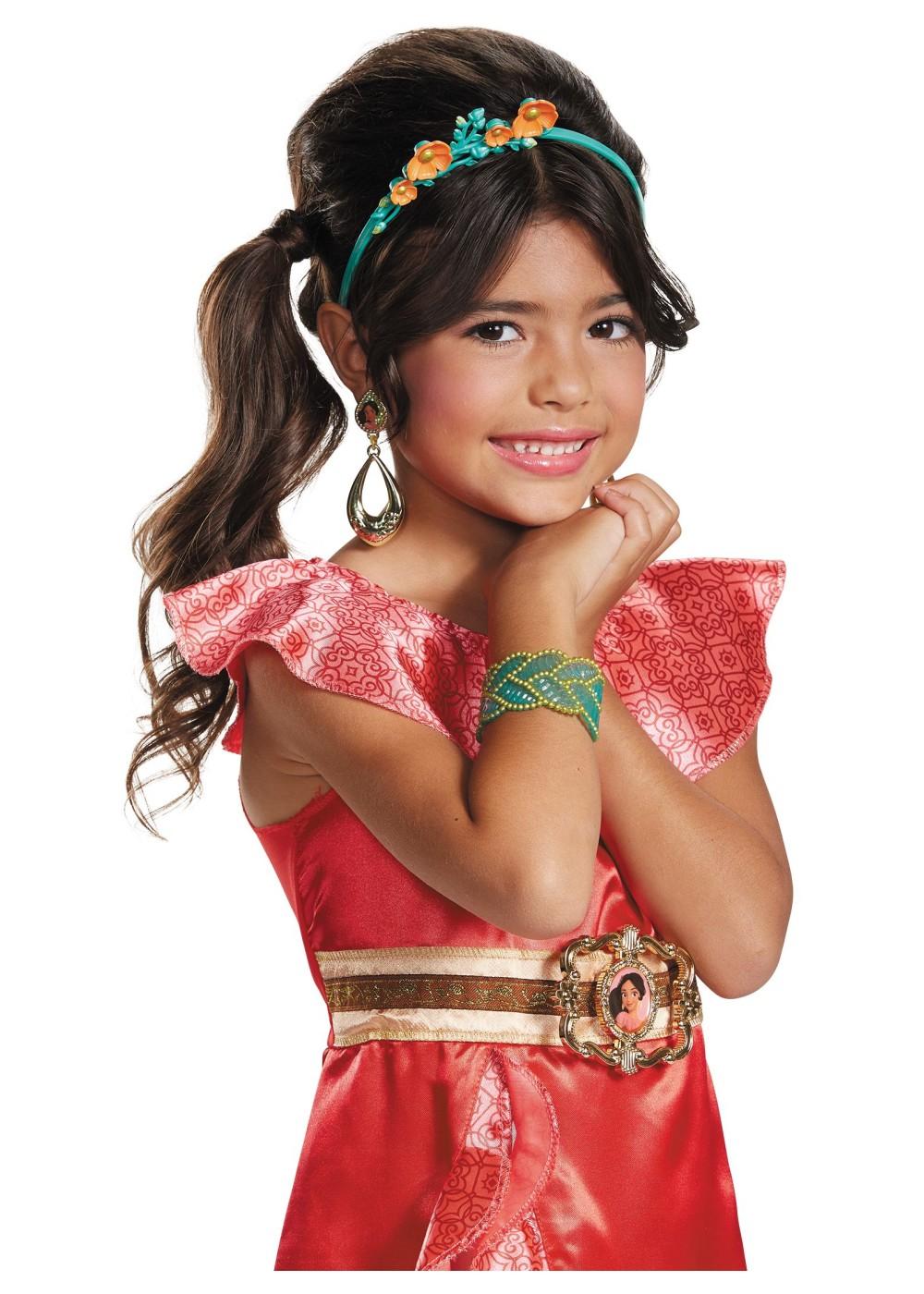 Elena Halloween Costume