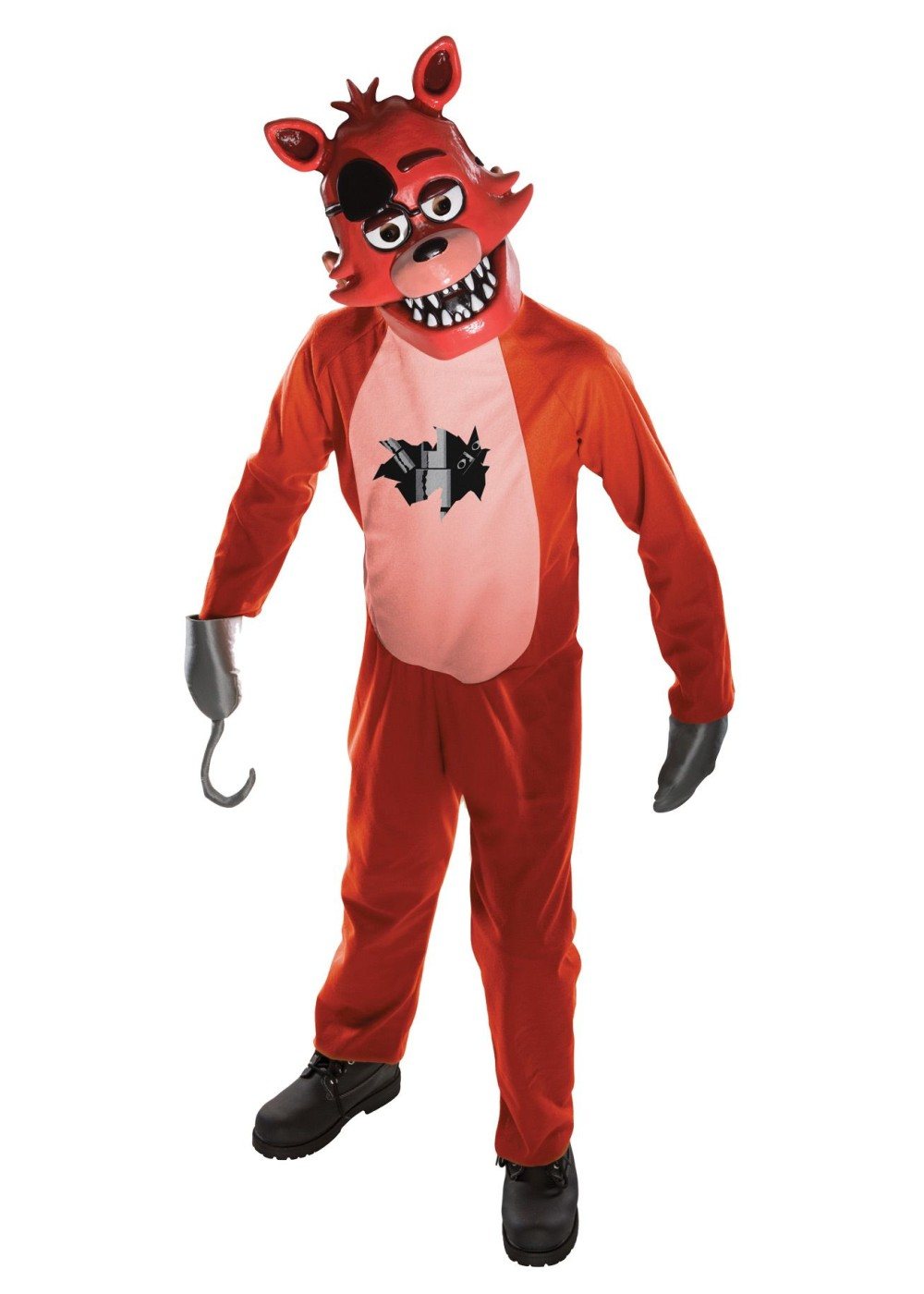 Boys Five Nights At Freddys Foxy Costume