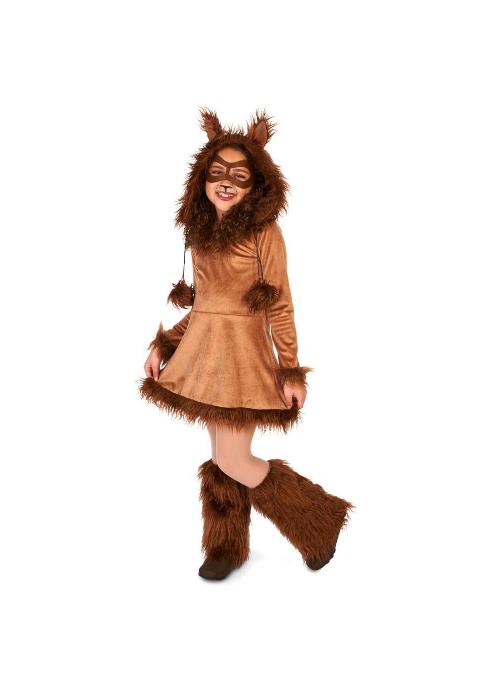 furry fox girls costume animal costumes