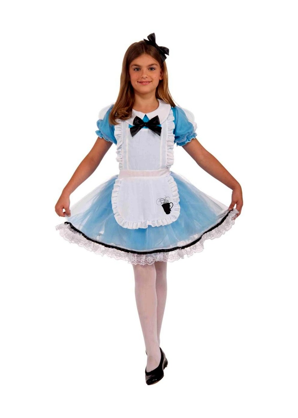 Girls Alice in Wonderland Costume - Cosplay Costumes - New ...