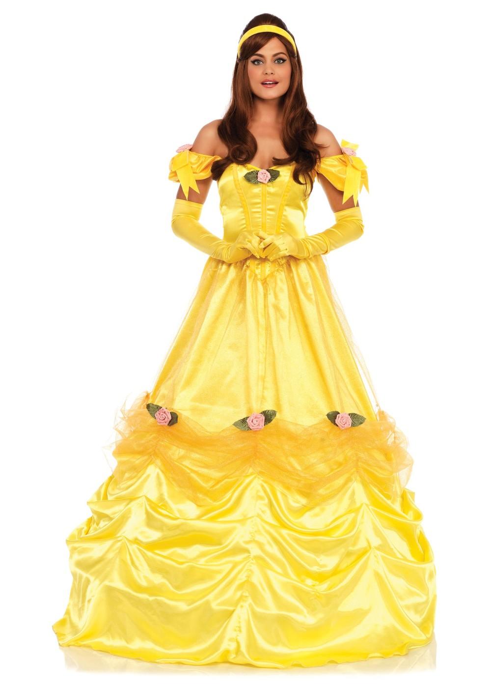 Belle Of The Ball Women Costume