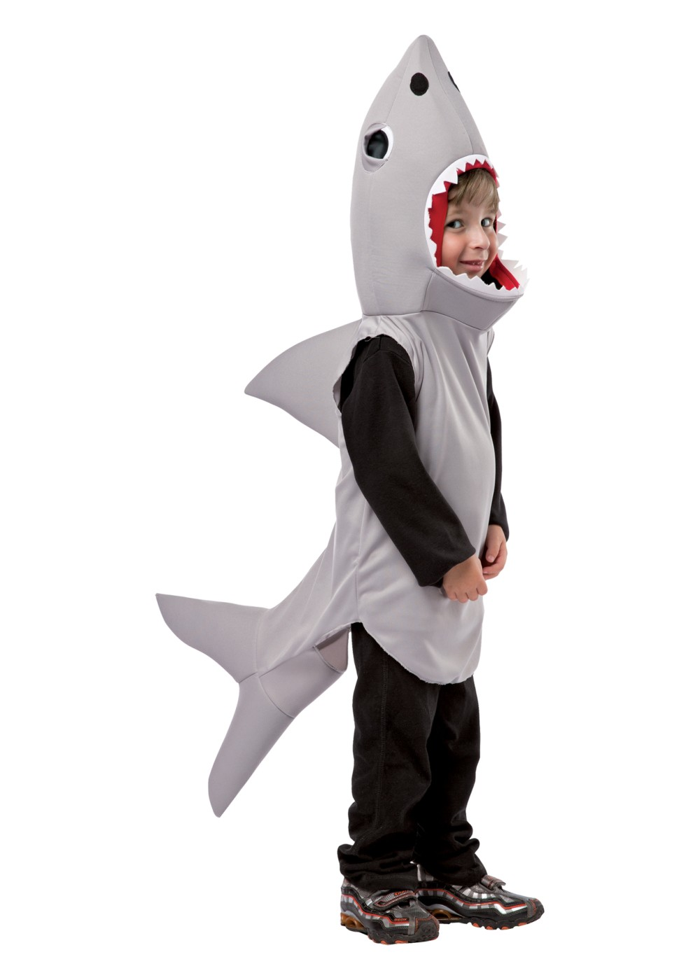 Gray Shark Baby Boys Costume Animal Costumes