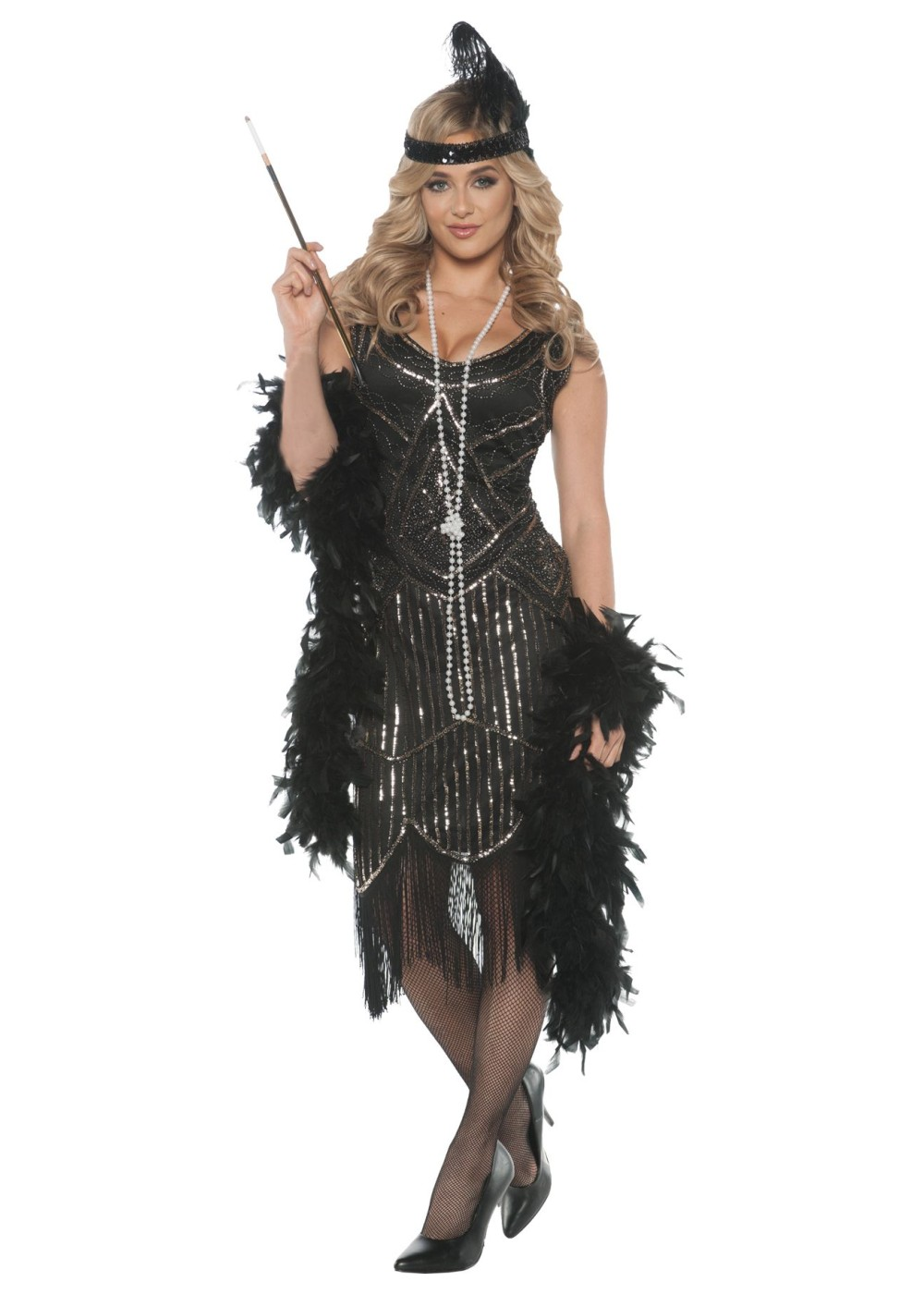 Great Gatsby Womens Costume - 1920s Costumes
