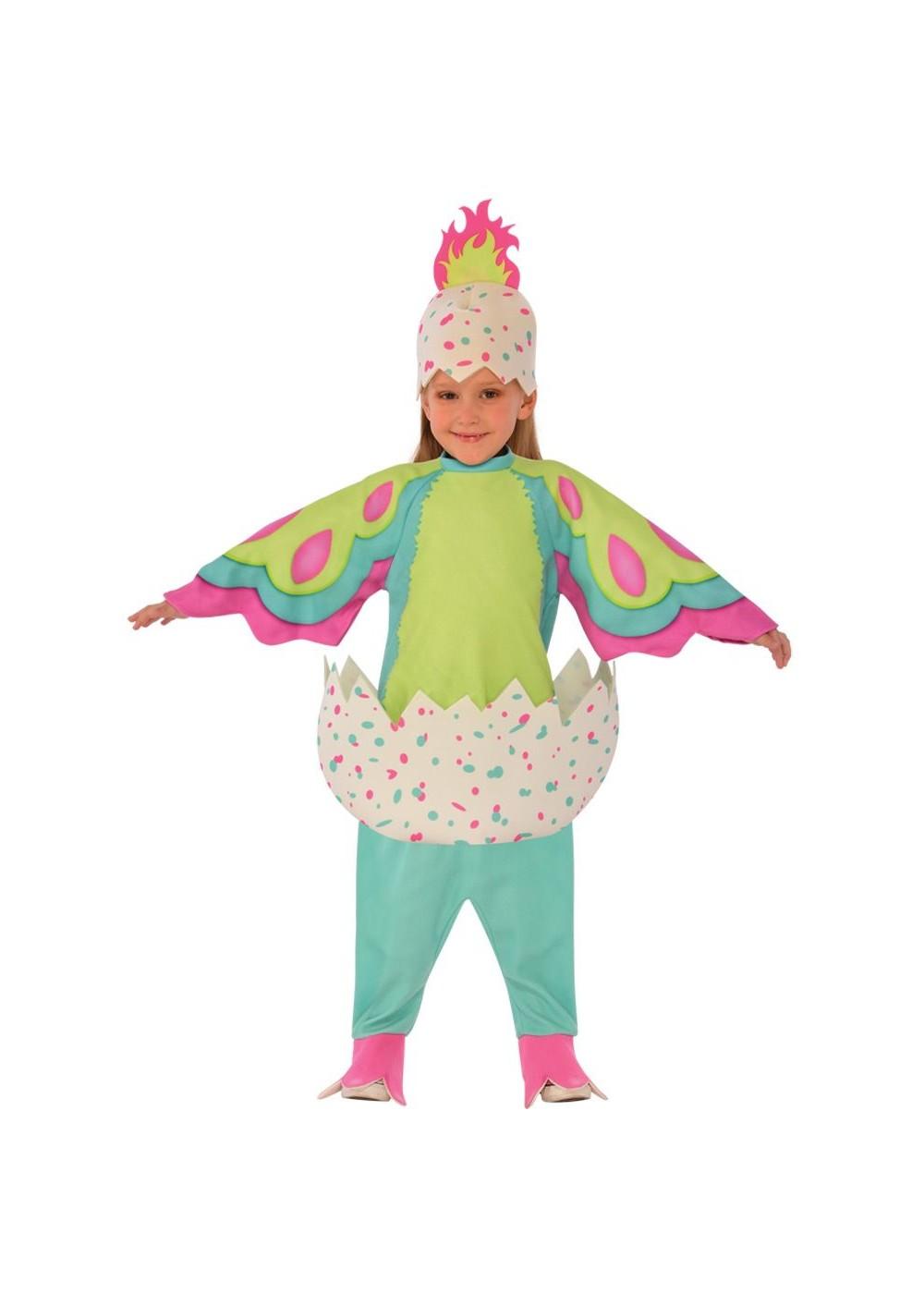 Kids Pink Mermaid Costume