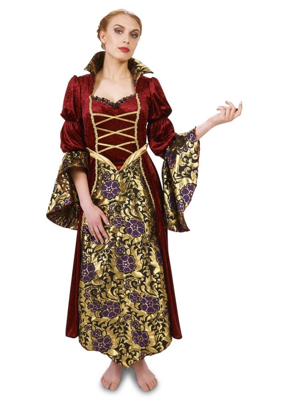 medieval-queen-costume