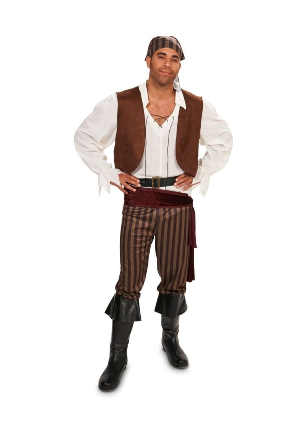 Mens Rebel Pirate Costume Pirate Costumes