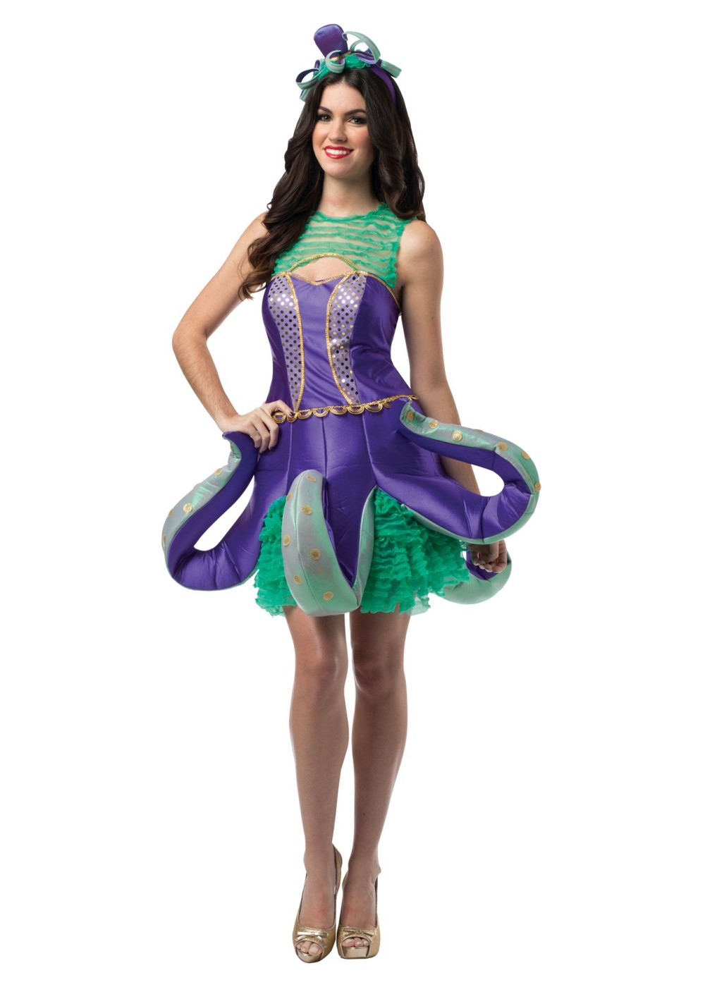 Womens Octopus Costume Funny Costumes