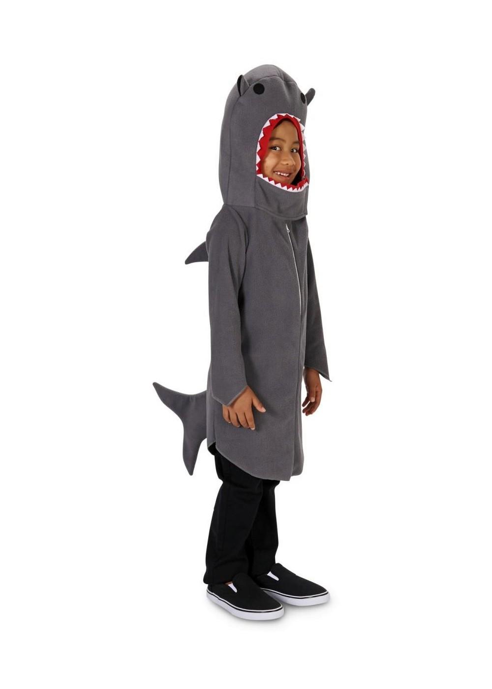 Shark Boy Costume Animal Costumes