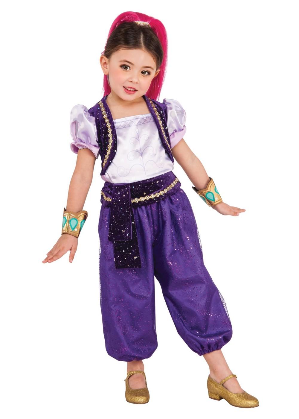 shimmer and shine shimmer genie girls costume historical