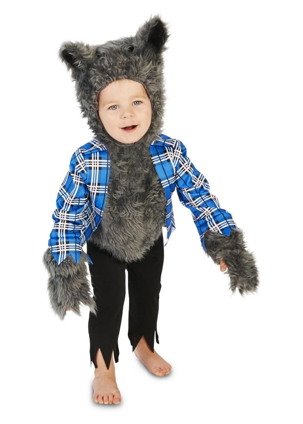 Werewolf Toys For Boys : Toddler girls little werewolf costume animal costumes