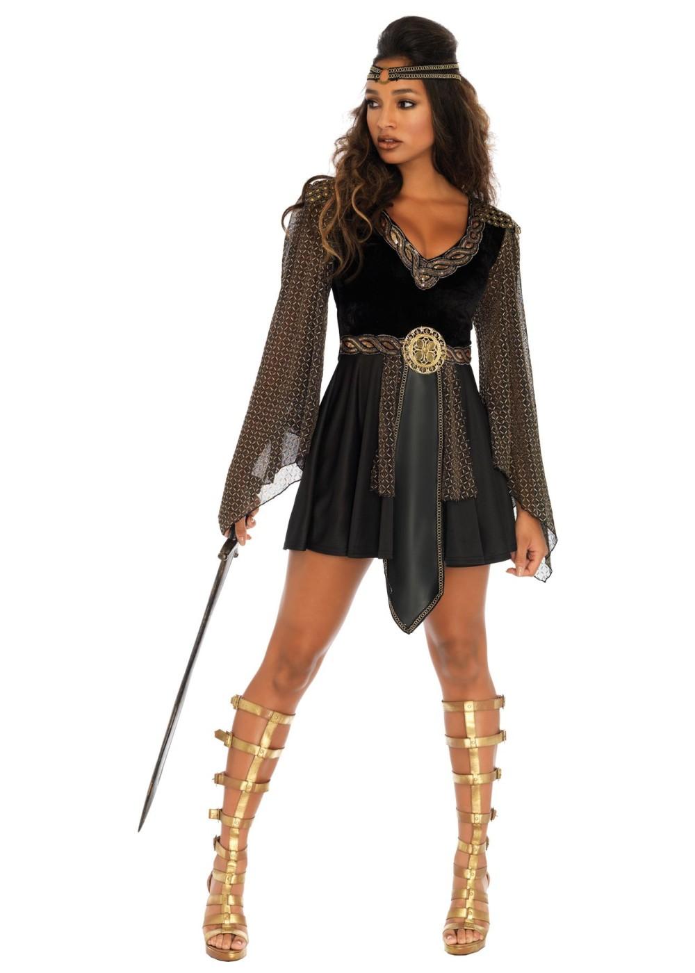women warrior costume greek costumes new for 2017
