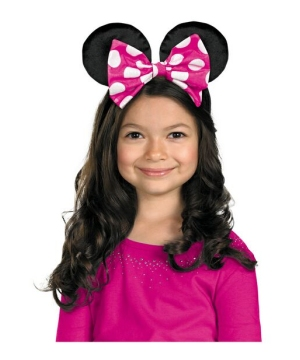 Minnie Mouse Kids Ears