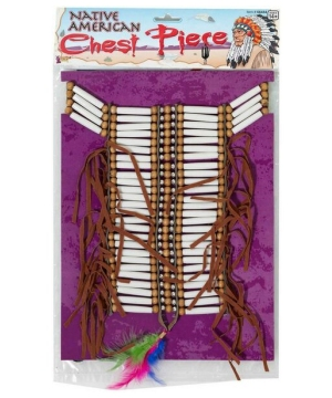 Native American Chestplate Accessory
